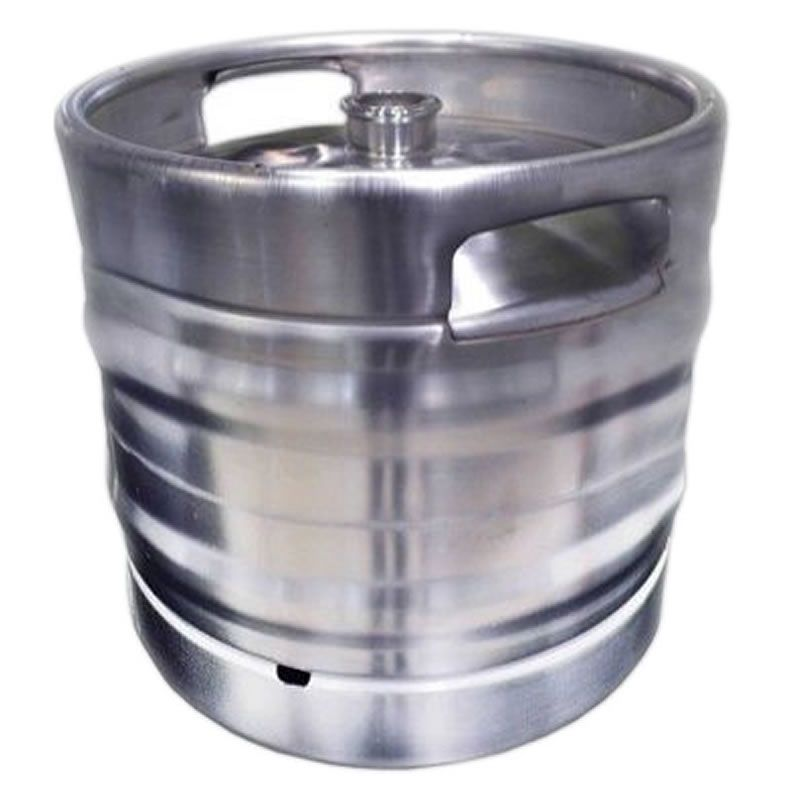 Barril em aço inox - Keg 50 Litros