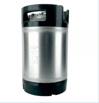 Barril Post Mix 10 litros com kit de extração