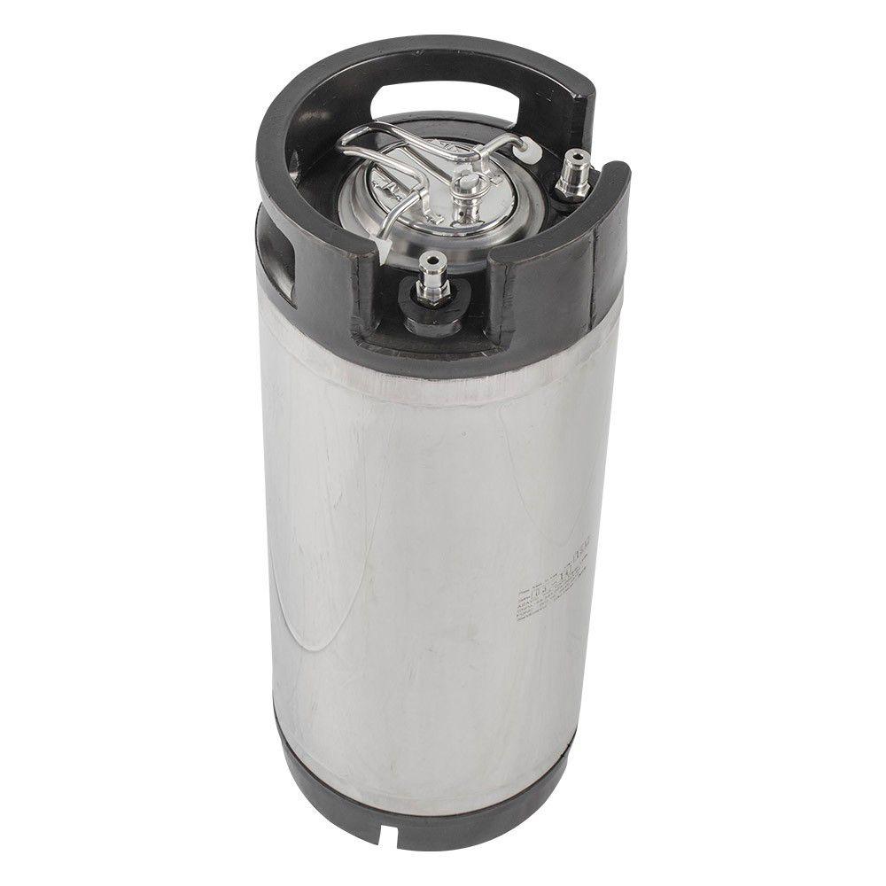 Barril Post Mix 19 litros com kit de extração