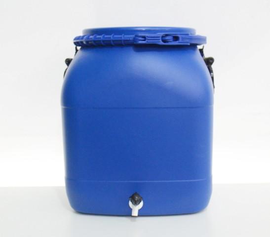 Bombona Plast. 20 lts Homologada com torneira extratora