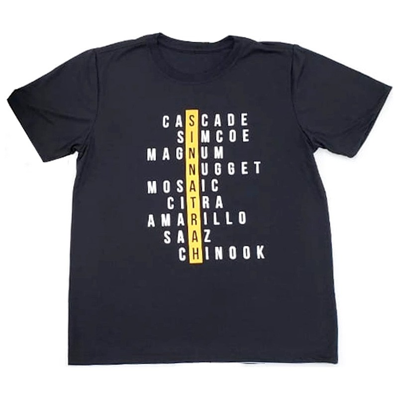 Camiseta Masculina - Lúpulos