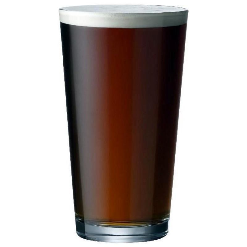 KIT para produção de 20 litros de cerveja American Brown Ale