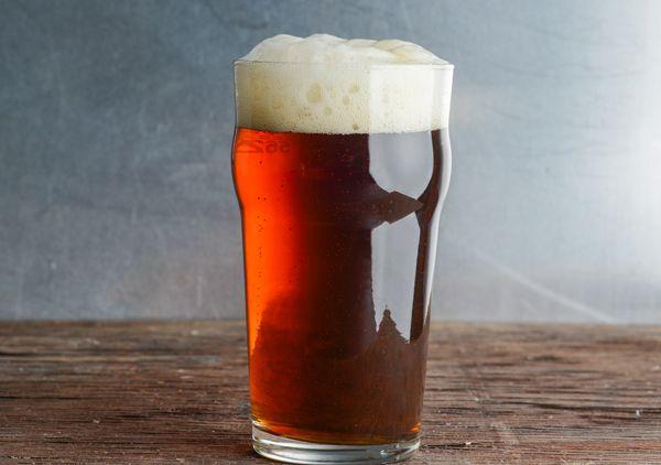 KIT para produção de 20 litros de cerveja Brown IPA