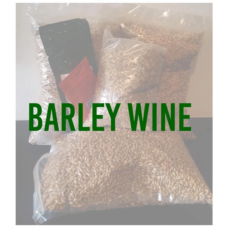 KIT para produção de 20 litros de cerveja do estilo English Barleywine