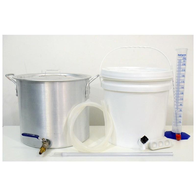 Kit para produção de cerveja 10 litros - Complementar