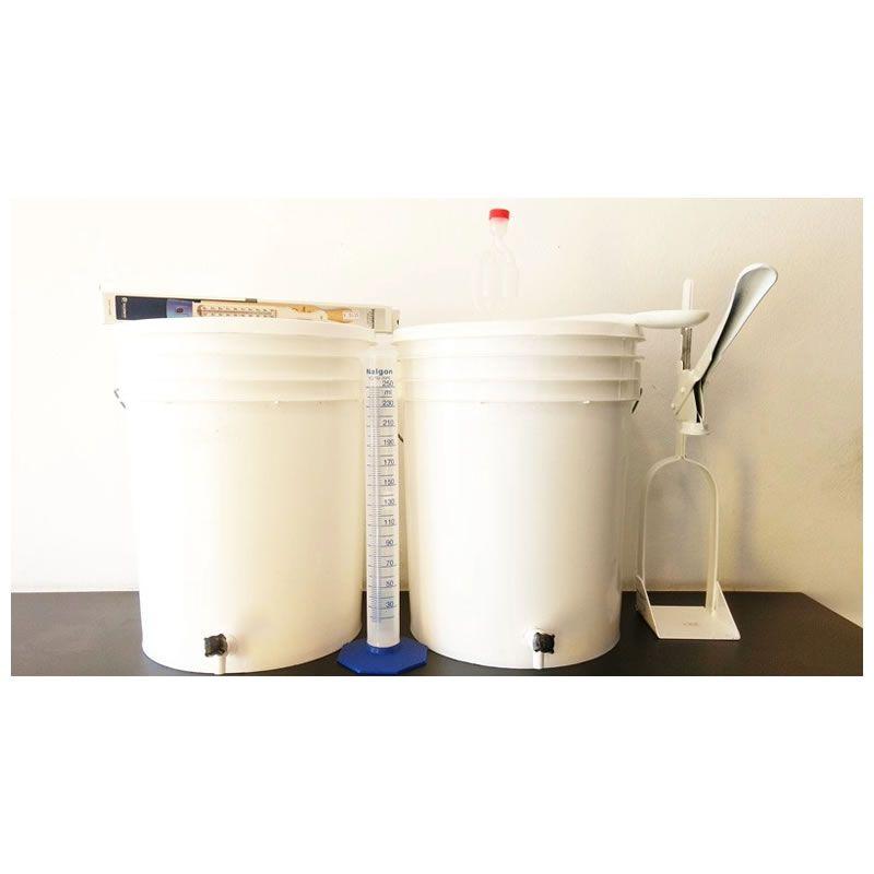 Kit para produção de Hidromel 20 litros - Iniciante