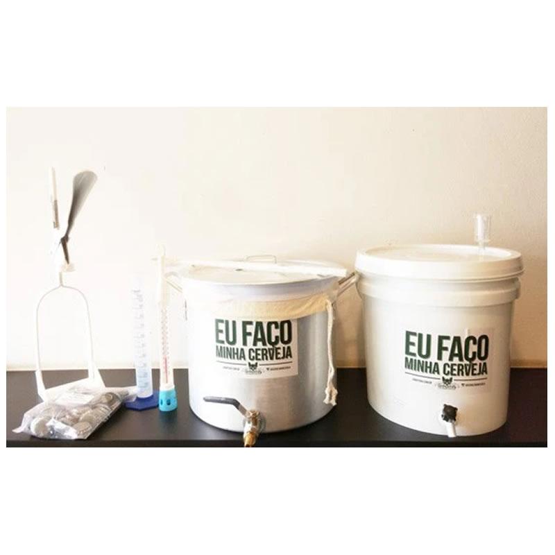 Kit para Produzir cerveja em casa 10 Litros - BIAB (Brew In a Bag)