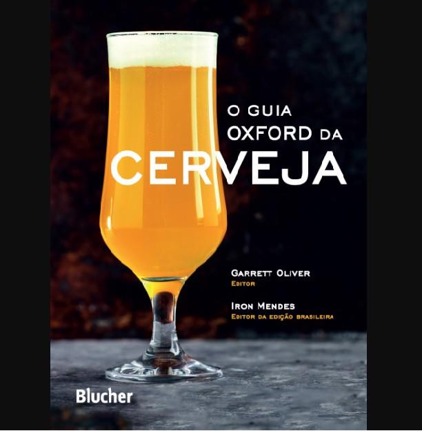 Livro O Guia Oxford da Cerveja - Garrett Oliver