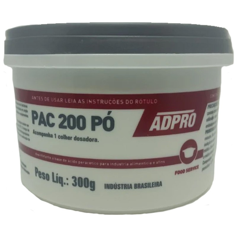 PAC 200 Ácido Peracético