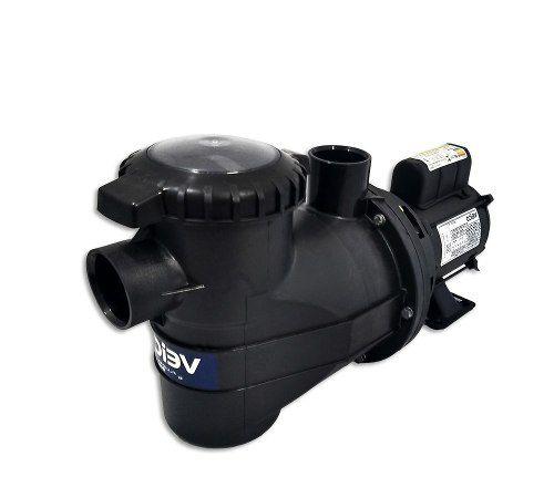 Kit Para Piscina Filtro V-40 + Bomba 1/2 Cv Veico