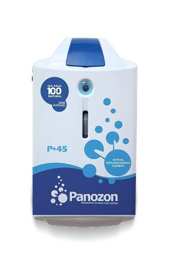 Tratamento De Água Com Ozônio Para Piscina P+45 Panozon 45 Mil Litros