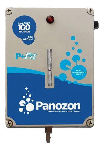 Ozonio - Panozon P+35 Fit - Para Tratamento Limpeza de Piscinas Até 35.000 Litros