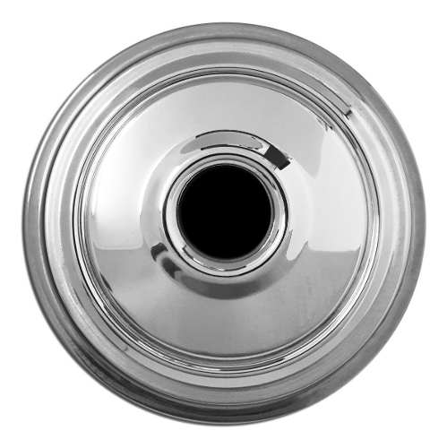 Dispositivo De Retorno Inox Sobrepor Piscina Alvenaria Para Cano De 50mm