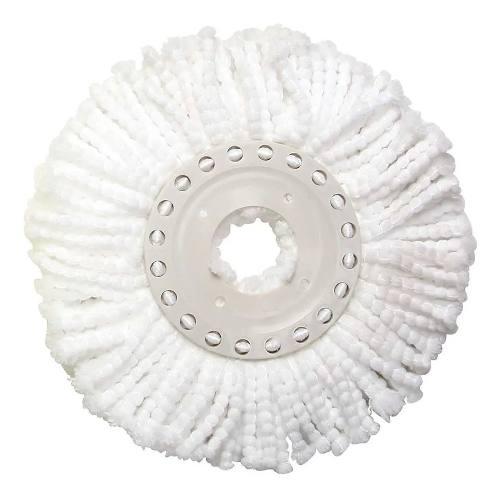 Refil Avulso Para Esfregão Vassoura Mop Para Limpeza Limpeza Pratica Mor