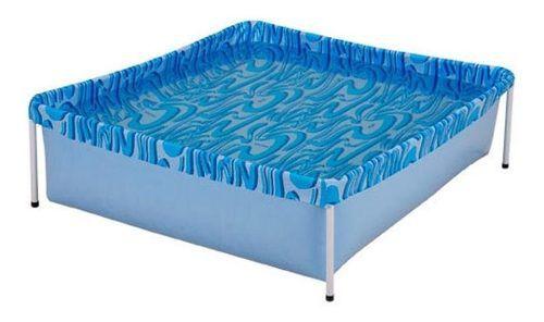 Piscina Estrutural Azul Mor Retangular 1.15m x 1.06m