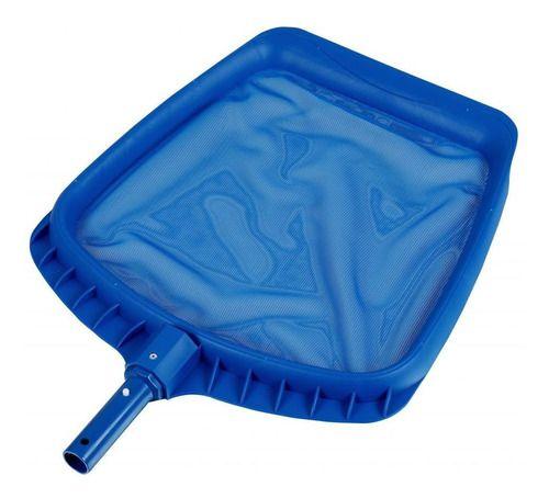 Peneira Plastica Cata Folha Super Pooltec Para Limpeza De Piscina Hidro
