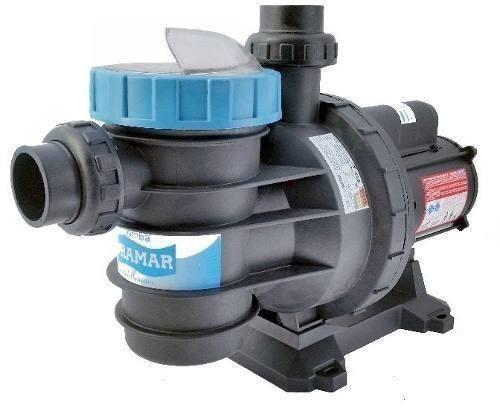Kit Filtro Fm 30 Sodramar + Bomba Bm 25 Motor Weg 1/4 Cv
