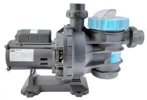 Kit Filtro Fm 40 Sodramar + Bomba Bm 50 Motor Weg 1/2 Cv