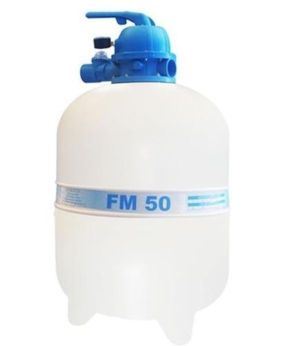 Filtro Para Piscina Fm 50 Sodramar Até 82 Mil Litros