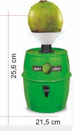 Chopeira Serv Coco Gelado 3,5 Litros Com Funil