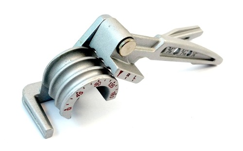 Curvador De Tubos 1/4'', 5/16'' E 3/8'' Cobre E Aluminio 180 Graus