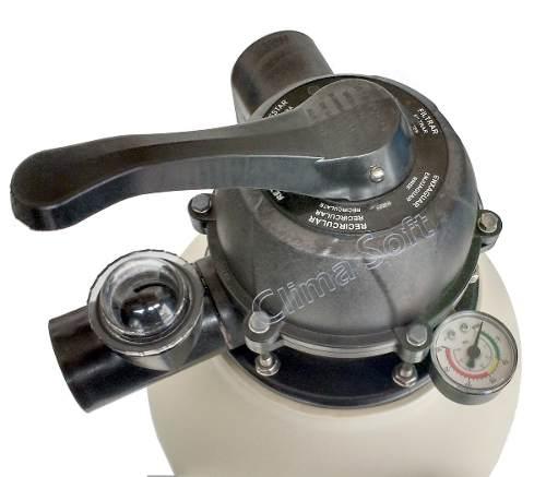 Filtro Para Piscina De Até 42 M³ Modelo V-40 Pooltec