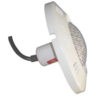 Kit Iluminação Para Piscina 2 Refletor Led Smd 9 Watts Sodramar + Comando com Controle Touch
