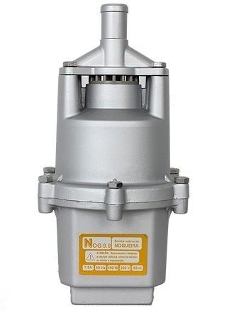 Bomba D´agua Submersa Vibratória Nog 9.0 2300/hora 450w
