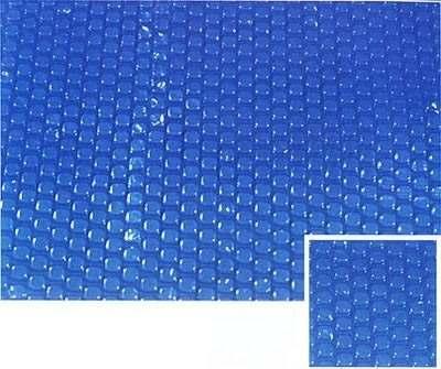 Capa Térmica para Piscina 17,0 X 6,0  com Enrolador Inox para capas Sodramar