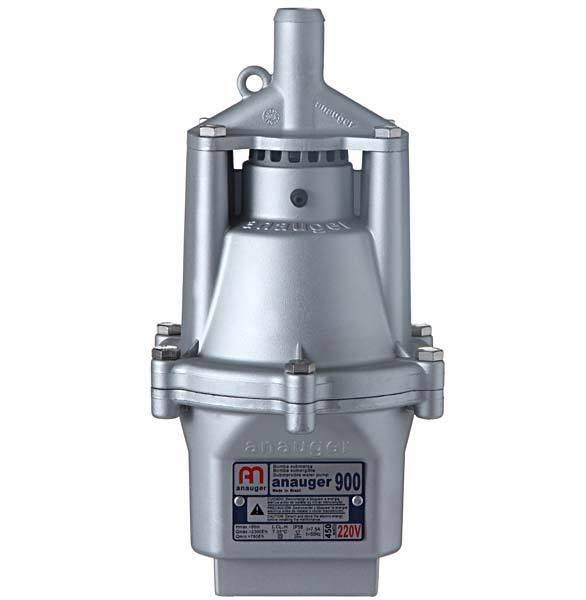 Bomba D´agua Submersa Vibratória Anauger 900 2300/hora 450w 220V