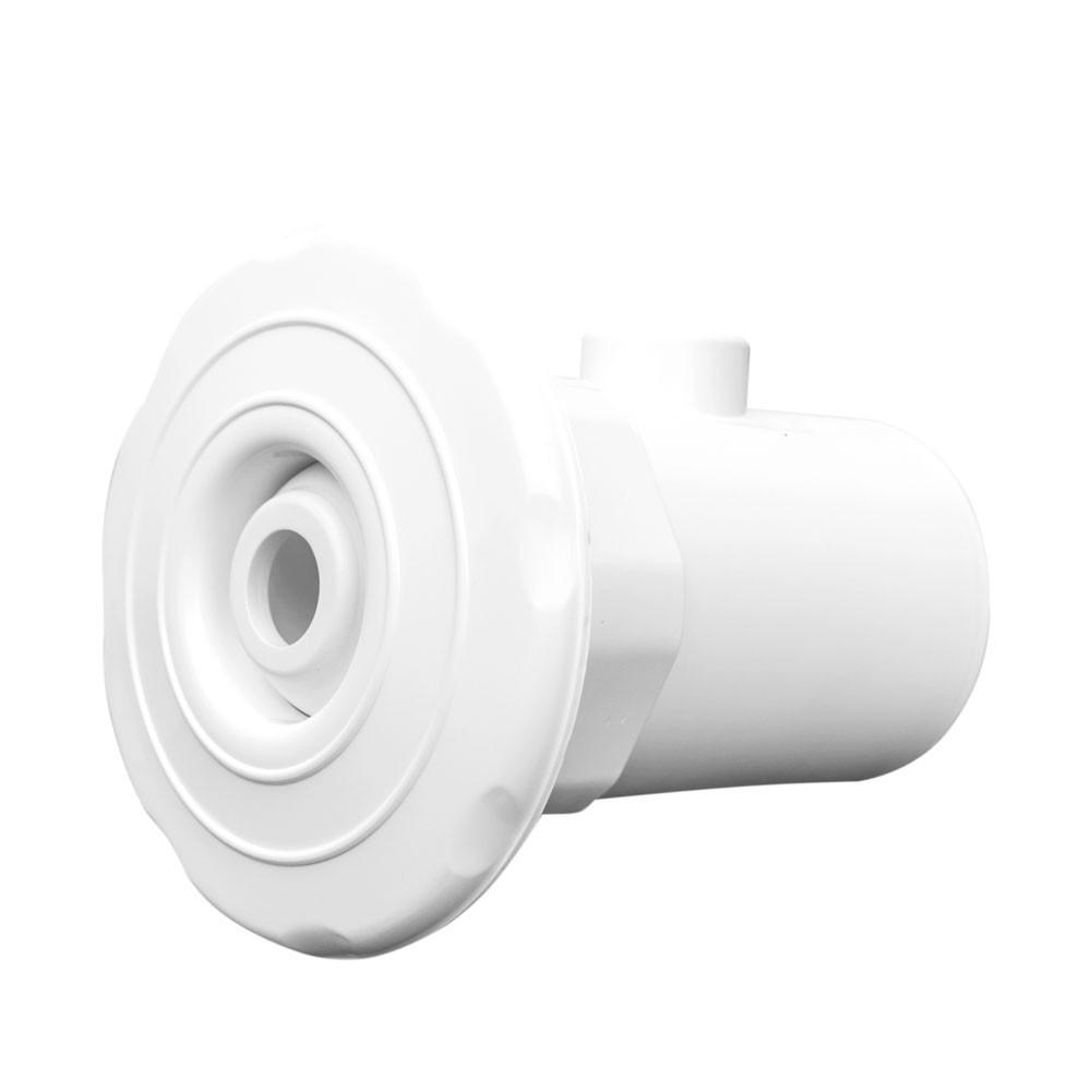 Dispositivo De Hidromassagem Em Abs Branco Para Piscinas de Alvenaria e Fibra