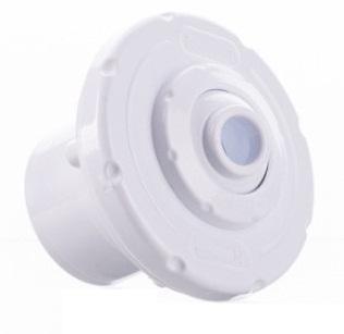 Dispositivo De Retorno Em Abs Branco Para Piscinas de Alvenaria e Fibra