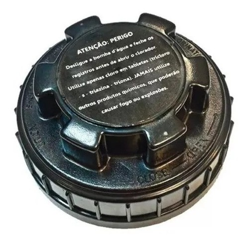 Clorador Dosador De Cloro Automático Nautilus Para Piscinas E Poços