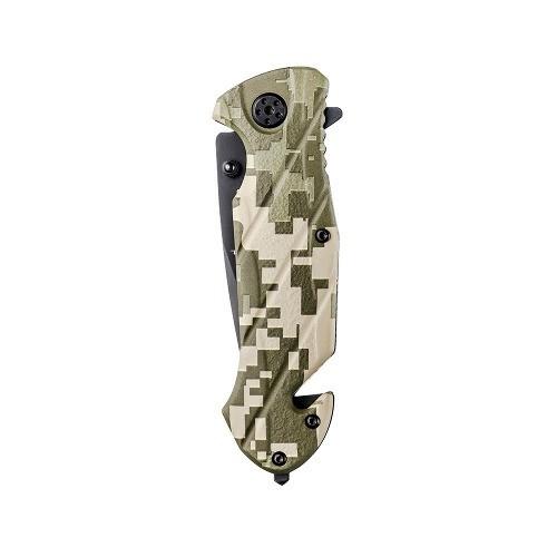Canivete Tático Militar Squad Invictus