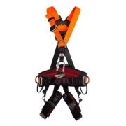 Kit 4 - Cinturões Talabartes Trava Quedas Capacetes