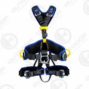 Cinto Paraquedista Fivex Light II 6 Pontos Task Lançamento