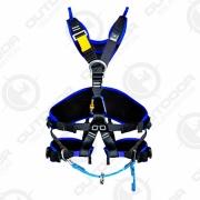 Cinto Paraquedista X-ARB 6 Pontos Task Lançamento