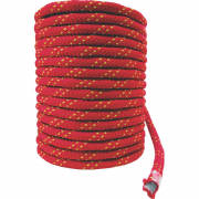 Corda Semi Estática 10,5mm X 50m Vermelha K2