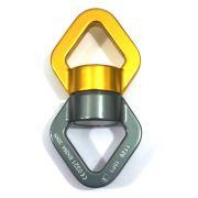 Destorcedor  De Corda Aluminio 30KN CE EN Usclimb