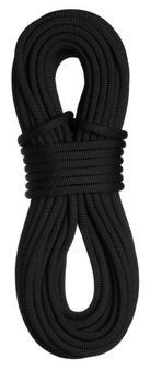 Kit Rapel Black Capacete, cadeirinha, freio, mosquetão, corda