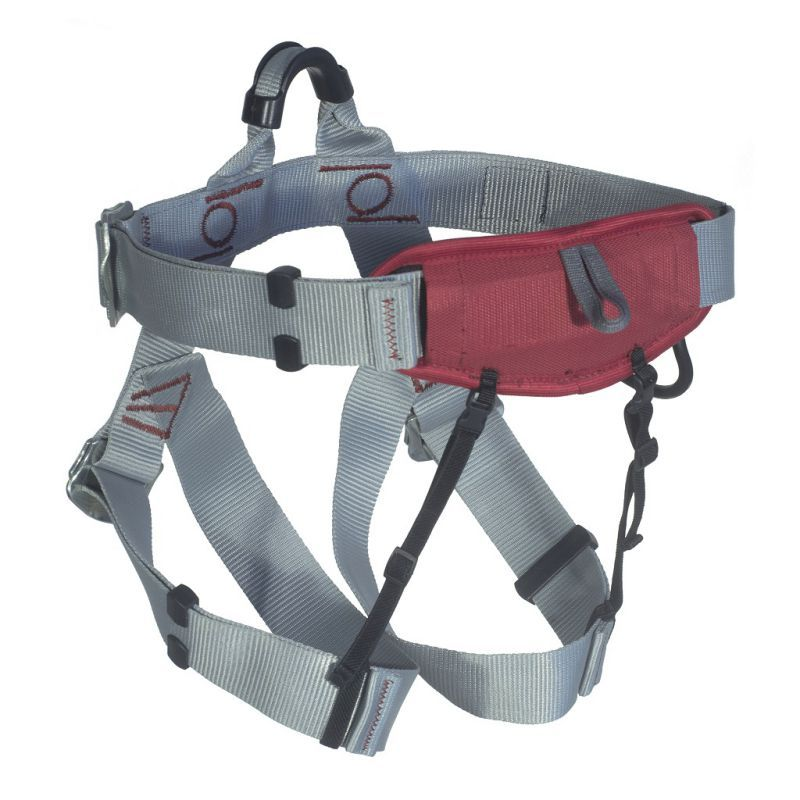 Cadeirinha cinto Abdominal Flash Rapel Escalada Ultra Safe
