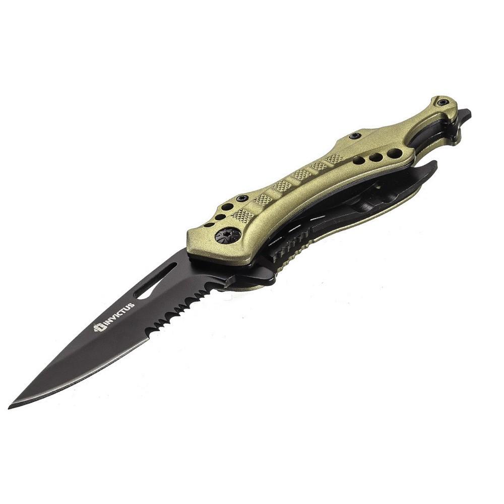 Canivete Tático Militar Jaguar Invictus