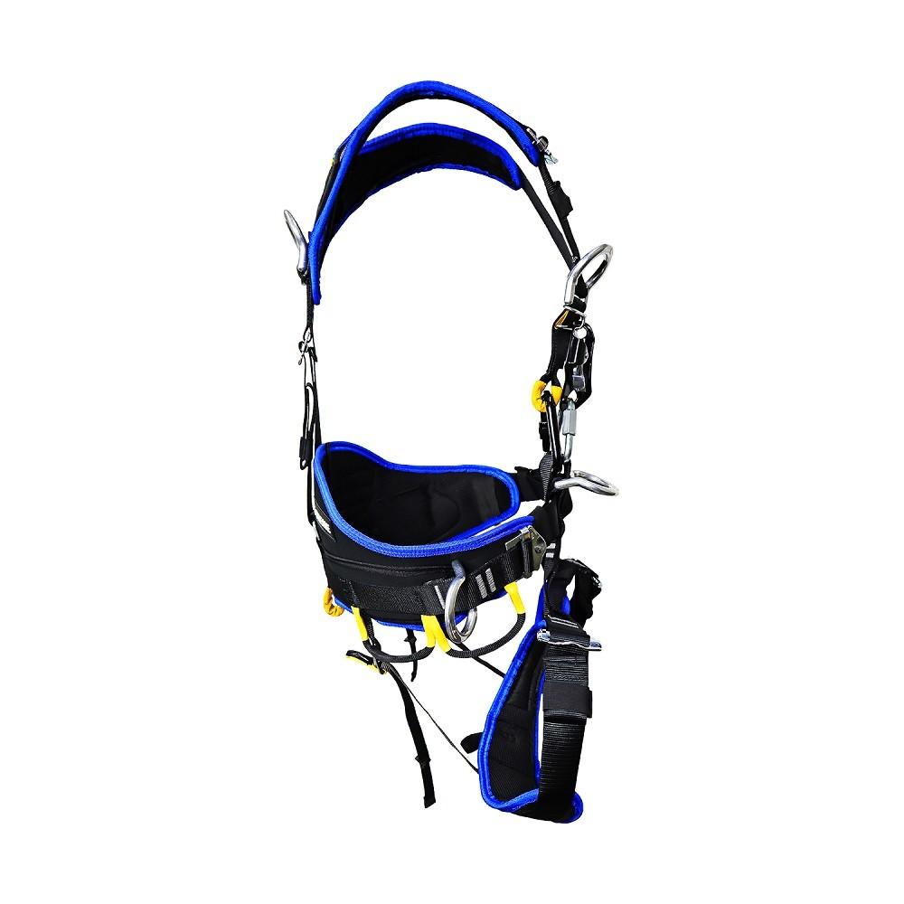 Cinto Paraquedista 6 Pontos Alpinismo Resgate X-treme II Task