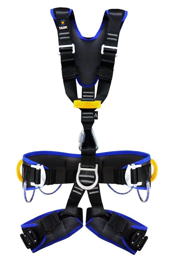 Cinto Paraquedista Fivex Light 5 Pontos Task Lançamento 2019