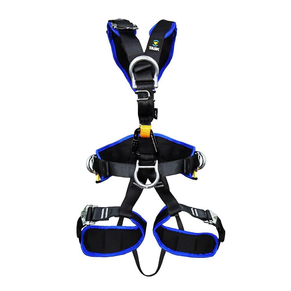 Cinto Paraquedista X-Pert II 8 Pontos Alpinismo Resgate Task