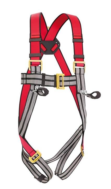 Cinturão Cinto Paraquedista 2 Ponto Steelflex