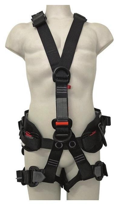 Cinto Paraquedista Torino Light 5 DE pontos Ultra Safe