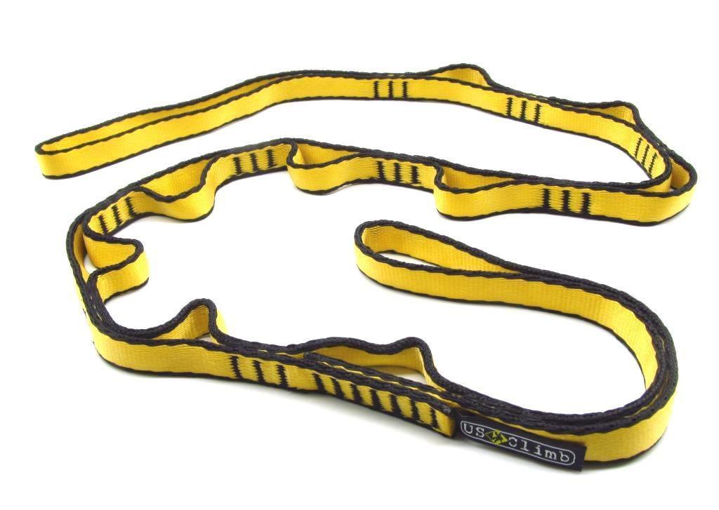 Fita Daisy Chain em Poliamida Escalada 120cm 22KN CE EN USClimb