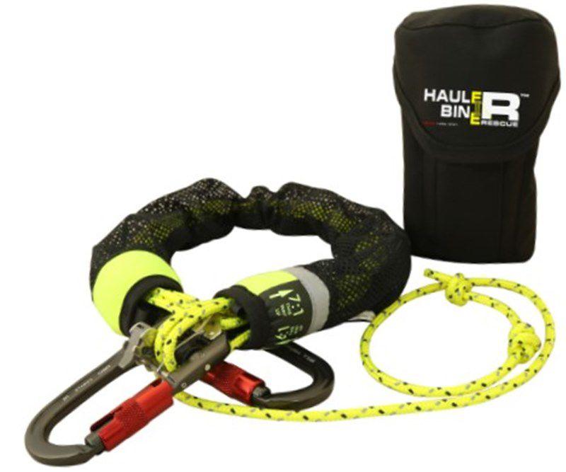 Haulerbiner Sistema de Polias para Resgate Desmultipicação de Força 6:1 ou 7:1