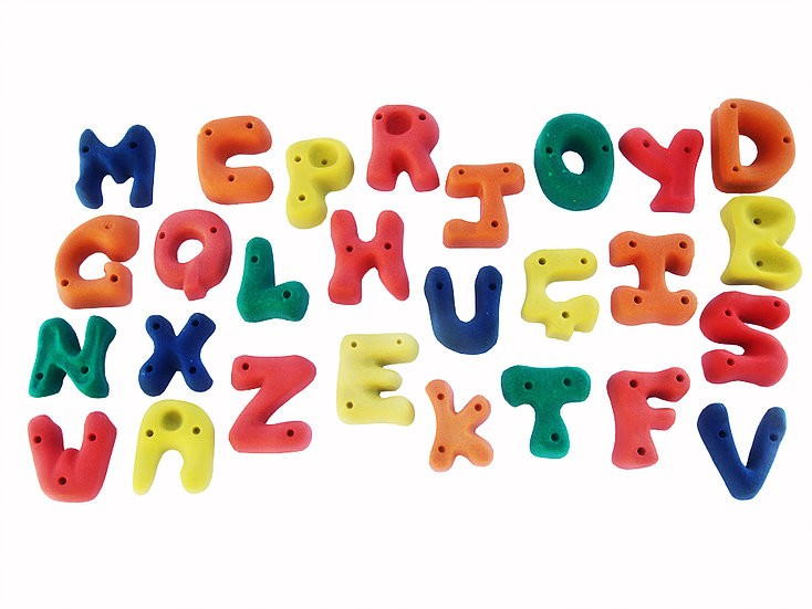 Kit Infantil Agarras Alfabeto 27 Letras